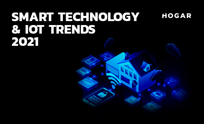 Top 6 Smart Home Technology, Automation and IoT Trends for 2020
