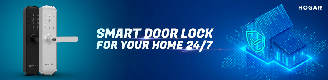 Say Yes to Smart Door Lock that Guards Your Home 24/7