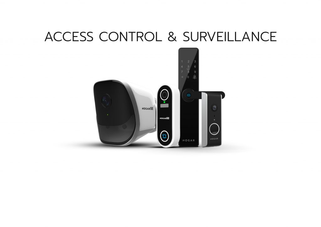 Access control Surveillance
