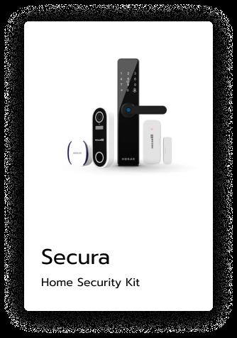Smart Home Secura Kit